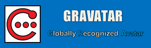 Gravatar Globally Recognized Avatar Banner