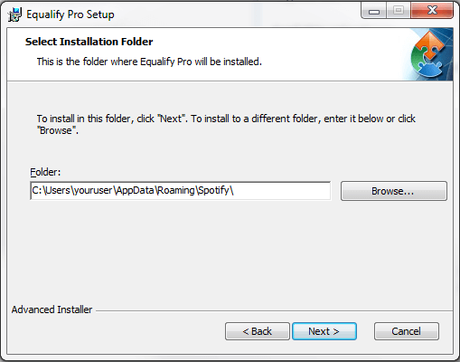 Spotify Equalizer Equalify Pro Install