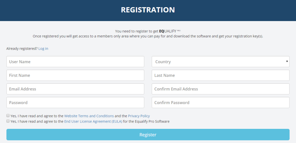Spotify Equalizer Equalify Pro Registration