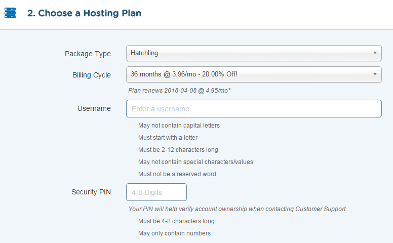 How to Start a Blog with HostGator Hosting Package Information